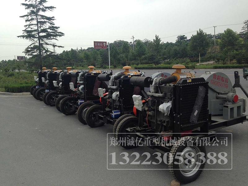 广州6台切片机已经装车